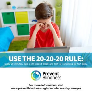 Use the 20-20 Rule