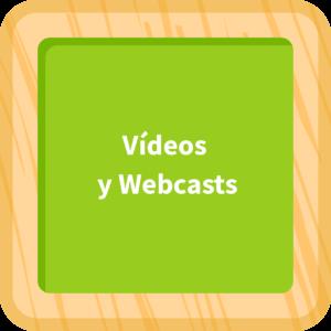 Vídeos y webcasts